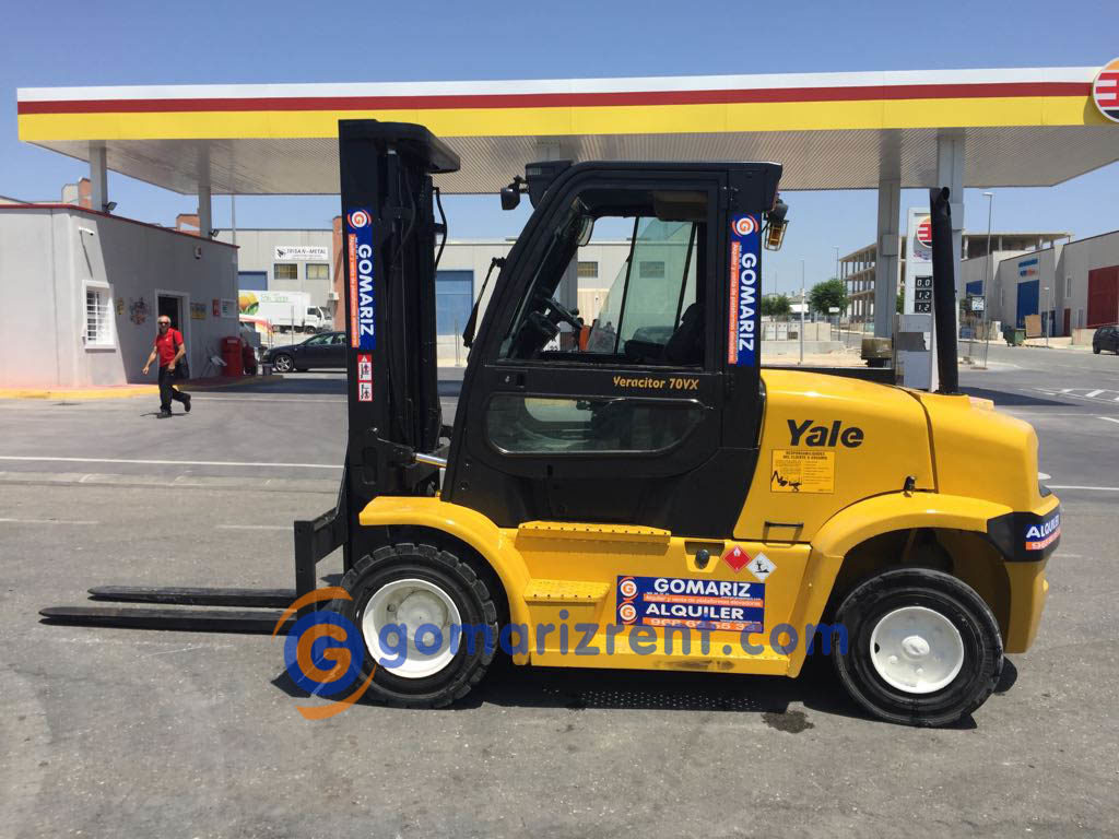 Yale Veracitor 70VX
