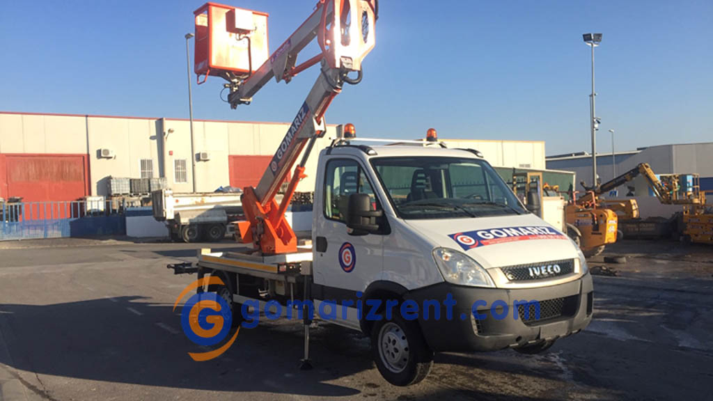 Iveco Multitel MX170